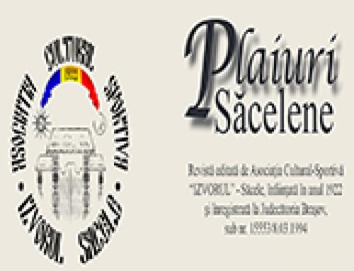 Plaiuri Sacelene nr. 80 – 2014 trimestru II